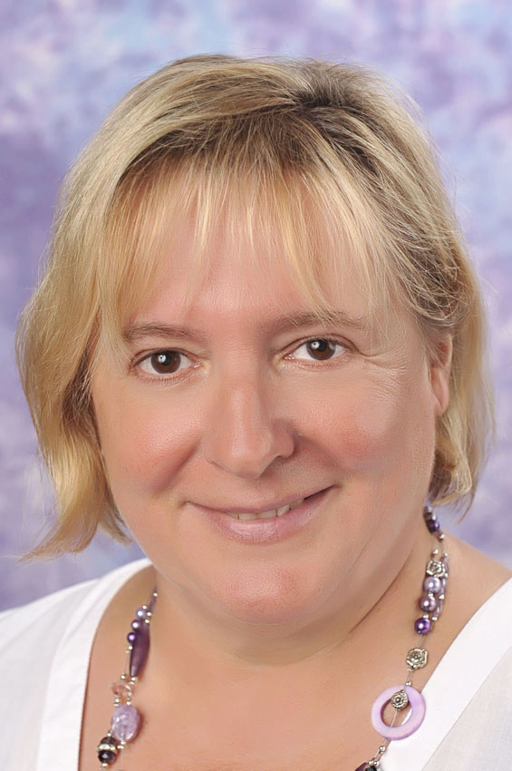 Барбара Дольд-Пабст - Barbara Dold-Pabst, Stufenleitung Sekundarstufe