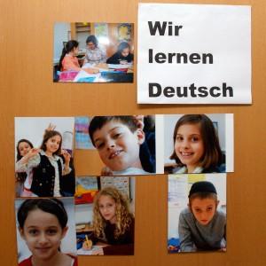 Fremdsprachenangebot: Deutsch als Zweitsprache